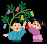 京都梅小路で8月3日(金)から12日(日) 七夕イベント 開催