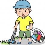"""<9月1日>""""コープしが""""の清掃ウォークは、組合員じゃなくても参加OK!嬉しいお土産ももらえるよ♪"""