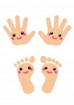 イオンモール草津でお子様の可愛い手形・足形を思い出に残そう♪【10月20日・21日】Marshaのワークショップ『手形アートdeハッピーハロウィン』