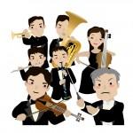 入場無料★ファミリーコンサート【8月23日】親子で♪お友達と♪オーケストラを楽しもう♪