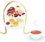 """3歳以下無料!完全予約制!Afternoon teaのスイーツバイキング♪【7月・8月】スイーツオーダービュッフェ""""Sweets a go go!"""""""