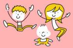 親子で体と心をほぐし整えよう♪【2月21日】親子で楽しむヨガ&やさしい気功体操【大津市皇子が丘】