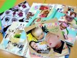 9月6日近江八幡でデコアルバム作り開催!撮りためた写真を可愛いアルバムにしませんか?敬老の日のプレゼントにもGOOD!