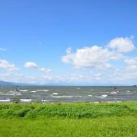 素材 琵琶湖