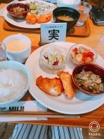 梅田でランチするならここ!無印良品のカフェは体に優しくリーズナブル!