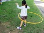 「プレイパーク」で遊ぼう!遊び道具は貸し出しがあり小さい子でも楽しめる遊び場です!☆参加無料