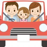 交通安全 車