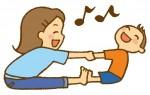「親子体操教室」で楽しく体を動かそう!月1回の日曜日なのでパパと一緒も良いかも!☆要申込