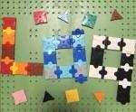 LaQブロックで遊ぼう♪参加無料で出来た作品も貰えるよ♪【2月16日】SUNMUSIC長浜店ラキュー『平面モデルを作ろう!』