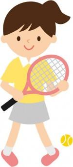 ジュニア硬式テニス教室が はじまるよ!4年生から6年生向けの楽しいテニス教室