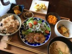 体に優しい玄米菜食ランチやスイーツが味わえる「おこめ食堂なごみ」座敷あり♪