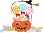 《10月28日》ハロウィンお楽しみ企画!フェリエ南草津で「お菓子つかみどり」が開催!当日500円以上お買い上げで参加OK♪