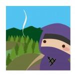 """<11月23日>どこの""""のろし""""が見られるかな?琵琶湖一周のろし駅伝。"""