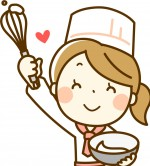 パティシエが教えてくれる!りんごロールケーキ&アールグレイショコラプリン【2月22日】パティシエ気分で♪ケーキづくり教室