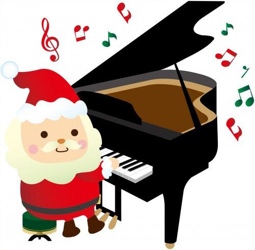 トイピアノイラスト