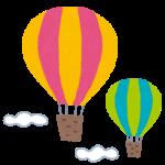 10月13日(土)、14(日) 六甲山で熱気球に乗りませんか♪秋の行楽シーズン、なかなかできない体験をしてみましょう!空きわずかなのでお早めに!