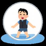 ウォーターボールに入ってみよう!岐阜県にあるオアシスパークで子どもも大人も楽しめます!10月28日まで