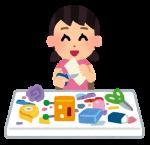 2018年11月10日(土) イオンモール大垣であそびの学校主催の作って遊ぼう!が開催。かわいい物作りイベントに行ってみよう!