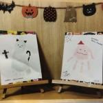 可愛い子供の手形アートを作りながらおしゃべりしましょう♪子育てシェアの話や育児相談も♪【10月16日】ハロウィンde手形アート&おしゃべり交流会