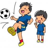 素材 サッカー