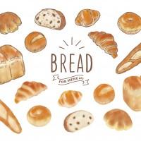 素材 パン
