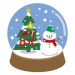 フォレオ大津一里山でパーツを選んで自分だけのスノードームを作ろう♪【12月1日・2日】世界に一つだけ!オリジナルスノードームを作ろう!