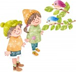 《12月2日》大津市で「木の岡ビオトープ 冬の自然観察会」が開催!水鳥観察や野草の天ぷら試食もあり!参加者募集中♪