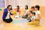 ベビーパークの無料体験レッスン開催!乳幼児期の育児法やコミュニケーション方法が学べる!
