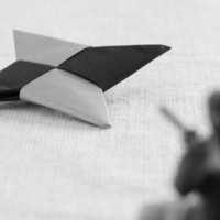 折り紙 忍者 忍 手裏剣
