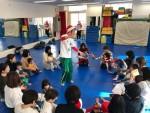 クリスマスは運動あそびを楽しもう!1・2・3才のクリスマスパーティーが12/24草津で開催!
