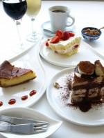 大人気のクラブハリエ 守山玻璃絵館ペーストリーブッフェ☆2018年の12月もあの企画が!今年の人気ケーキが勢ぞろいします!!