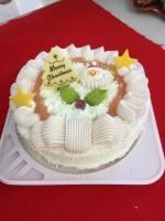 <ご予約は11月23日(金・祝)まで>25周年特別価格のコープしがオリジナルクリスマスケーキ、試食してきました♪
