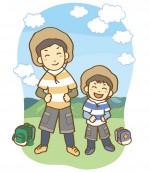 《3月17日》希望が丘文化公園で「春のプチキャンプ」が開催!家族で春を探しに行こう♪申込は1月11日から!