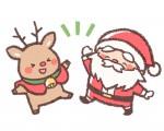 【守山市】毎月開催☆うの家の子育てサロンぽんぽこぽん♪12月はサンタさんがやってくる!?【12月25日】