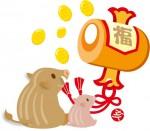 和太鼓・ミニブタショー・餅まき・羽子板ラリー&コマ回し選手権など!モクモク手づくりファームのお正月イベントを楽しもう♪