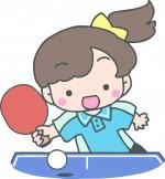 卓球・平野美宇選手の母が栗東にやって来る!「ピンポン教室&講演会」開催☆当日受付・参加無料♪