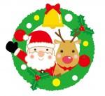 《12月16日》草津市のなごみの郷で「クリスマスパーティー inなごみの郷」が開催!リース作りやお菓子作りなど楽しい体験盛りだくさん♪