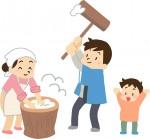 《1月6日》ウッディパル余呉で「お餅つきイベント」が開催!ちょっと変わった2種類のお餅つきを楽しもう♪事前予約制!