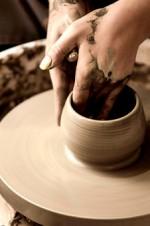 大津で「陶芸教室」が開催!ママ友と一緒に花瓶やお皿を作りませんか!☆1月23日