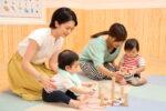 自宅ですぐ実践できる!ベビーパークの無料体験レッスンで年齢に合った育児法やアクティビティを学ぼう!