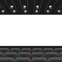 素材 映画館