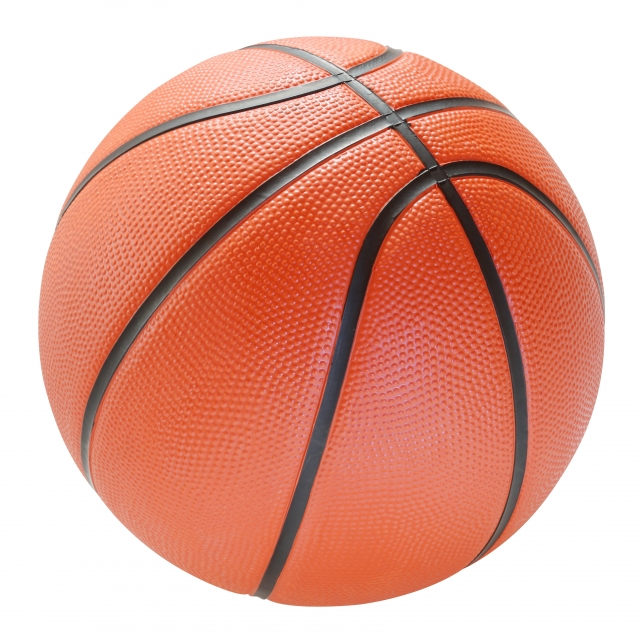 素材 バスケットボール