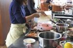 軽食付きで美味しく体験!おうみんちバイキングレストランで『体験教室』開催