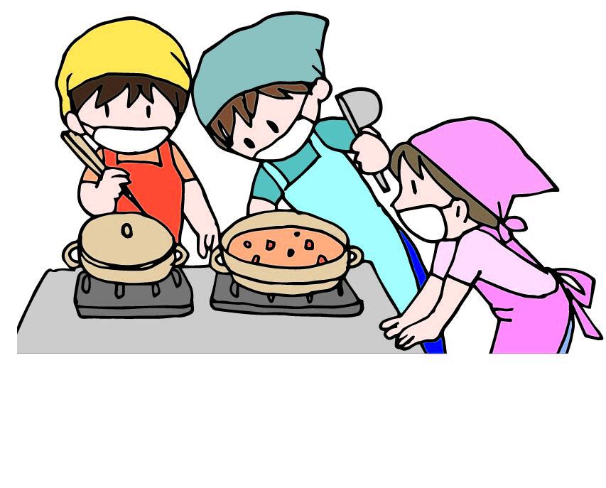 素材 調理実習 子ども 料理