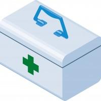素材 救急箱