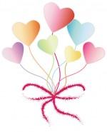 【2月11日】大津西武にて「バレンタインバルーンをつくろう」開催☆チョコが入ったバルーンを贈ろう♪要申込