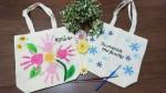 2月18日(月)「手形や名前入りのオリジナルバッグをつくろう」参加費無料&家カフェ+Gardenランチ付き!