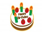 お誕生日にディズニーストアに行くと特別なプレゼント♪【9/3~】バースデーステッカーのプレゼント【イオンモール草津】