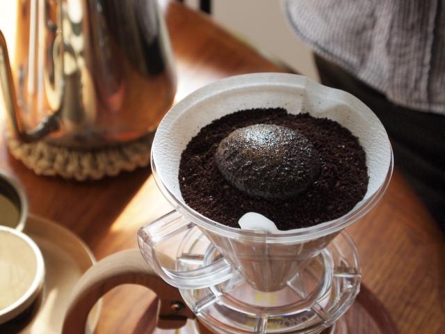 素材 ドリップコーヒー