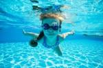 3月17日 甲良町の温水プールで水泳教室が行われています♪4月~の受講生を募集します!!